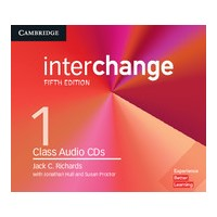 Interchange 1 (5/E) Class CD