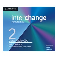 Interchange 2 (5/E) Class CD