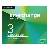 Interchange (5/E) Level 3 Class Audio CDs