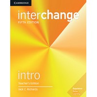 Interchange (5/E) Intro Teacher's Edition with Complete Assessment Program