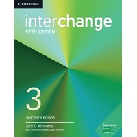Interchange (5/E) Level 3 Teacher's Edition with Complete Assessment Program