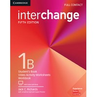 Interchange (5/E) Level 1B Full Contact with Online Self-Study