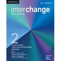 Interchange 2 (5/E) Full Contact+Online