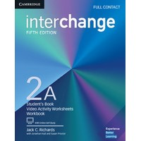 Interchange 2A (5/E) Full Contact+Online Self-Study