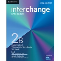 Interchange 2B (5/E) Full Contact+Online
