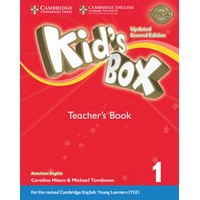 Kid's Box Ame (Updated 2/E) 1 Teacher's Book