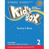 Kid's Box Ame (Updated 2/E) 2 Teacher's Book