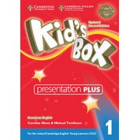 Kid's Box Ame (Updated 2/E) 1 Presentation Plus DVD-ROM