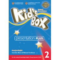 Kid's Box Ame (Updated 2/E) 2 Presentation Plus DVD-ROM