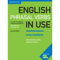 English Phrasal Verbs in Use (2/E) Book with answers Intermediate
