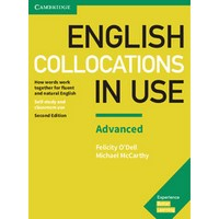 English Collocations in Use (2/E) Book with answers Advanced
