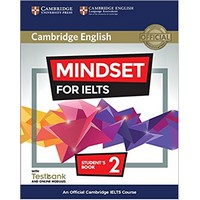 Mindset for IELTS 2 Student's Book and Online Modules with Testbank