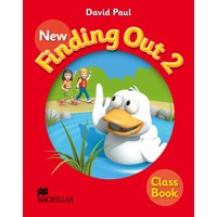 New Finding Out 2 Class Book