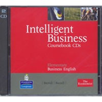 Intelligent Business Elementary Course Book CDs (2)