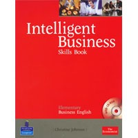 Intelligent Business Elementary Skills Book + CD-ROM