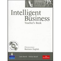 Intelligent Business Elementary Teacher's Book + Test Master ROM