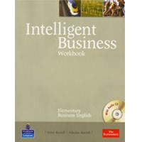 Intelligent Business Elementary Workbook + CD