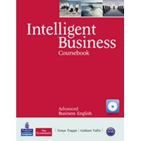 Intelligent Business Advanced Course Book + CD