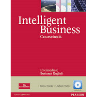 Intelligent Business Inter Course Book + CD