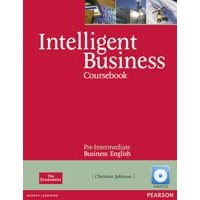 Intelligent Business Pre-Inter Course Book + CD