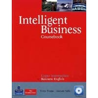 Intelligent Business Upper-Inter Course Book + CD