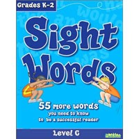 Flash Kids Flash Skills Workbooks Sight Words Level C (Grades K-2)
