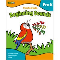 Flash Kids Preschool Skills Beginning Sounds
