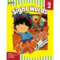 Flash Kids Flash Skills Workbooks Sight Words Grade 2