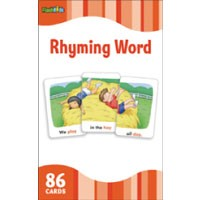 Flash Kids Flash Cards Rhyming Words