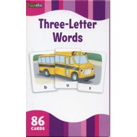 Flash Kids Flash Cards 3 Letter Words