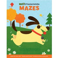 Preschool Activities: Mazes (STE)