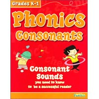 Flash Kids Flash Skills Workbooks Phonics Consonants
