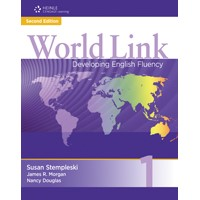 World Link 1 (2/E) Student Book + Student CD-ROM