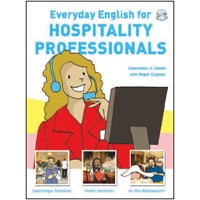 Everyday English for Hospitality Professionals Student Book + Audio CD