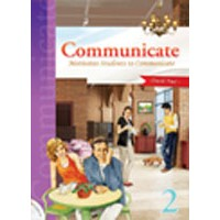 Communicate 2 Student Book + CD