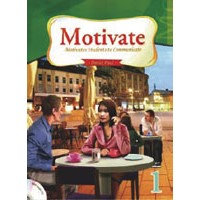 Motivate 1 Student Book + CD