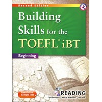 Building Skills for the TOEFL iBT Beginning (2/E) Building Reading Book + MP3 CD