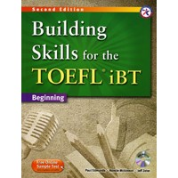 Building Skills for the TOEFL iBT Beginning (2/E) Building Combined Book + MP3 CD