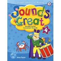 Sounds Great 4 Student Book + Hybrid CD
