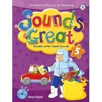 Sounds Great 5 Student Book + Hybrid CD