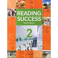 Reading Success 2 (2/E) Student Book  + Audio