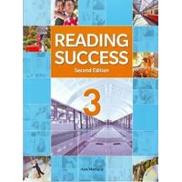 Reading Success 3 (2/E) Student Book + MP3 CD