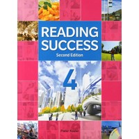 Reading Success 4 (2/E) Student Book + MP3 CD