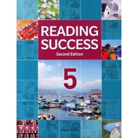 Reading Success 5 (2/E) Student Book + MP3 CD