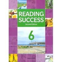 Reading Success 6 (2/E) Student Book + MP3 CD