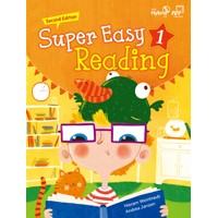 Super Easy Reading Second Edition 1 Student Book with Hybrid CD