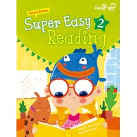 Super Easy Reading Second Edition 2 Student Book with Hybrid CD