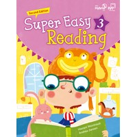 Super Easy Reading Second Edition 3 Student Book with Hybrid CD