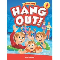 Hang Out! 1 Workbook with Student Digital Materials CD