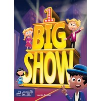 Big Show 1 Student Book with Student Digital Materials CD